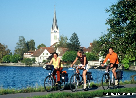 Lake Constance biketour - Germany - EUROCYCLE - Explore Europe by Bicycle