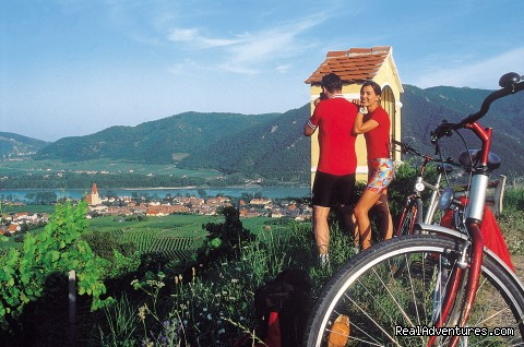 Danube Bike Trail - Austria - EUROCYCLE - Explore Europe by Bicycle