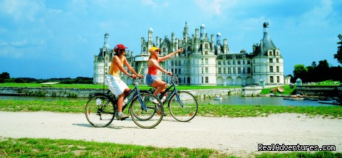 France - Cycling to the castles of the Loire valley - EUROCYCLE - Explore Europe by Bicycle
