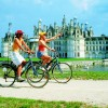 EUROCYCLE - Explore Europe by Bicycle France - Cycling to the castles of the Loire valley