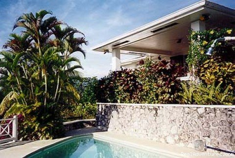 Your Jamaican Home Away from Home - Nestled at the foot of Blue Mountains overlooking Port Antonio & the Caribbean& Tranquility Villa - a perfect hideaway for those who want a private villa with exceptional views, great service and a casual feel