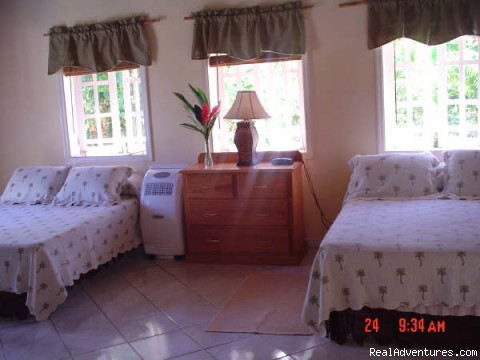 Superior Bedroom - CrossWinds Villa Bed & Breakfast