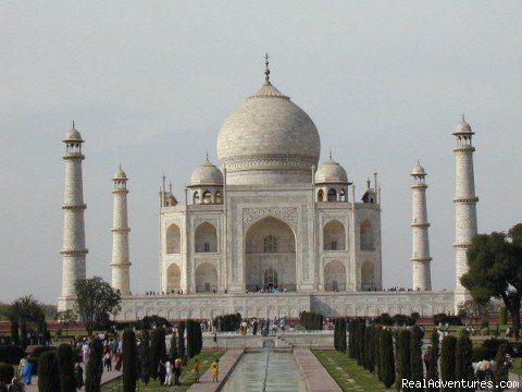 Taj Mahal | Image #4/22 | Adventure World, Tour Operator and Travel Agent