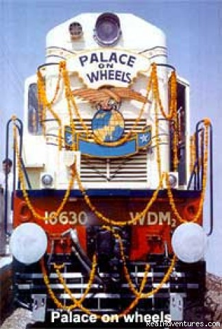Palace on Wheels - Adventure World, Tour Operator and Travel Agent