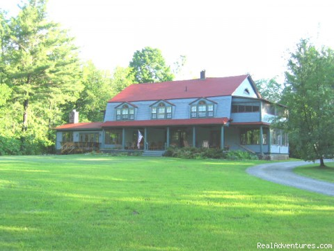 Trail's End Inn Keene Valley, New York Bed & Breakfasts