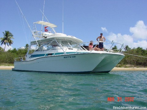 Sport Fishing And Snorkeling