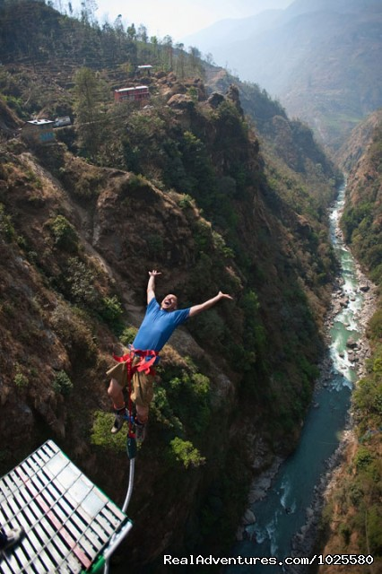 Bungee Jumping - Nepal Cultural Travels & Adventure
