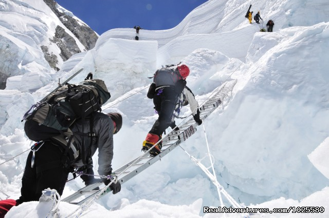 Mountaineering - Nepal Cultural Travels & Adventure