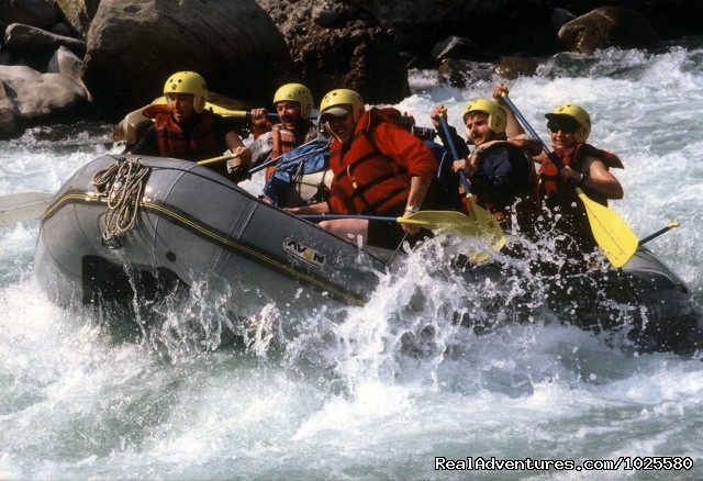 White Water Rafting - Nepal Cultural Travels & Adventure