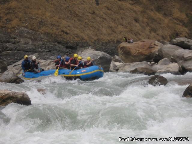 Rafting in Nepal (#11 of 18) - Nepal Cultural Travels & Adventure
