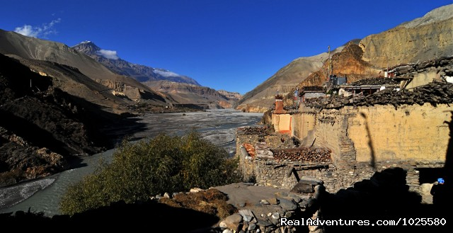 Mustang - Nepal Cultural Travels & Adventure