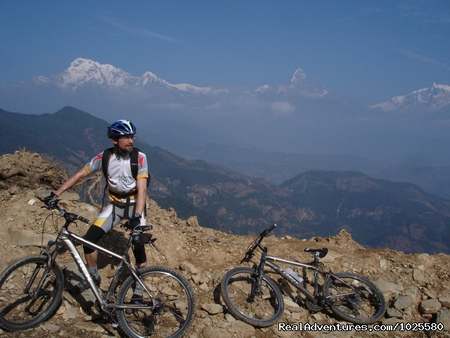 Biking (#14 of 18) - Nepal Cultural Travels & Adventure