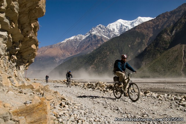 Biking (#15 of 18) - Nepal Cultural Travels & Adventure
