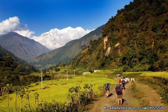 Manaslu Trekking (#17 of 18) - Nepal Cultural Travels & Adventure