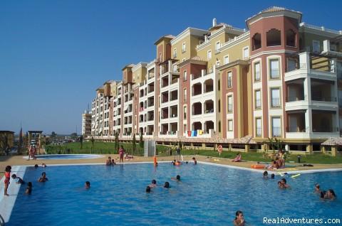 Complex pool - Penthouse - Canela Park