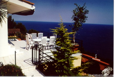 Wow!  Imagine yourself in this picture! - Spectacular Villa 40 Miles N. of Barcelona, Spain!