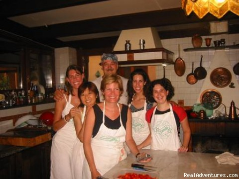 RECREATIONAL CLASS - Mami Camilla Italian Cooking school