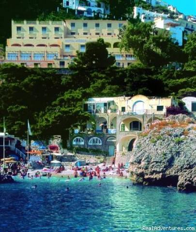 Hotel beach - Hotel Weber Ambassador