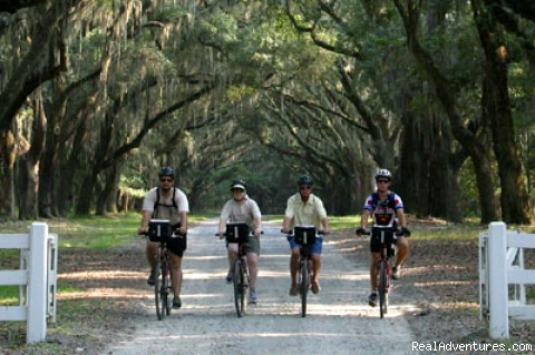 Wormsloe - Savannah Multisport Excursion