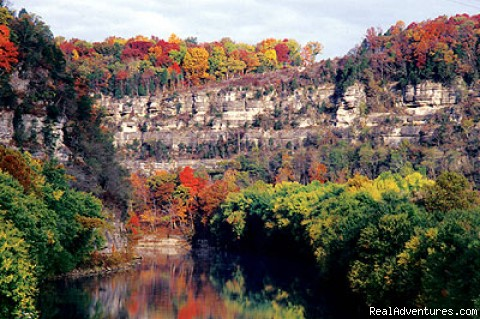 Kentucky River Palisades - Bluegrass Excursion