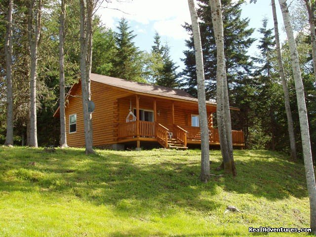 Country Haven Miramichi Cottages | Image #22/23 | Fishing Atlantic Salmon