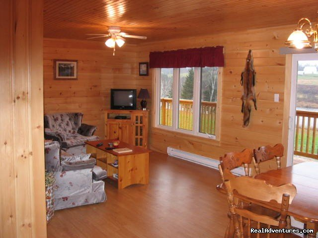 Inside Country Haven Cottages | Image #23/23 | Fishing Atlantic Salmon