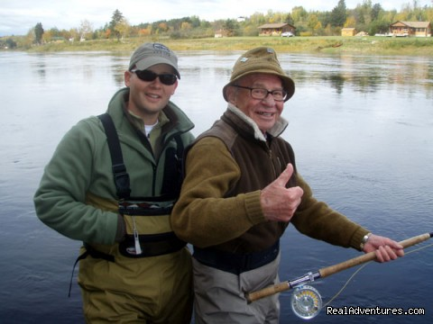 Spey Casting Clinic With East Coast Spey NJ - Fishing Atlantic Salmon