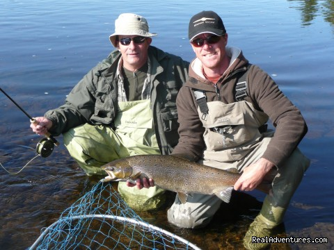 Fall Atlantic Salmon Fishing - Fishing Atlantic Salmon