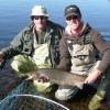 Fall Atlantic Salmon Fishing