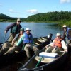Fishing and Canoeing Trip on the Miramich