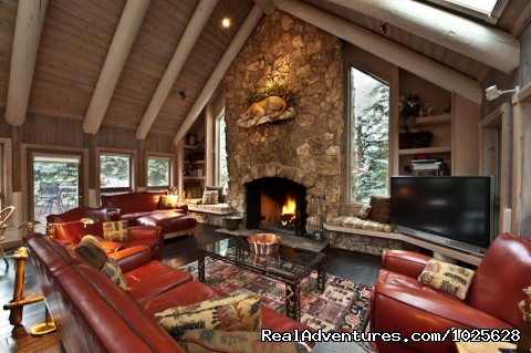 Luxury Beaver Creek Mountain Home in Vail Valley: