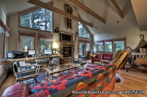 Image #8 of 12 - Luxury Beaver Creek Mountain Home in Vail Valley