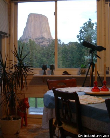 Devils Tower Lodge, Bed & Breakfast And Retreat Bed & Breakfasts Devils Tower, Wyoming
