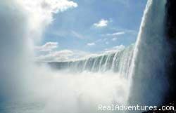 Your gateway to Ontario and Quebec: Niagara Falls