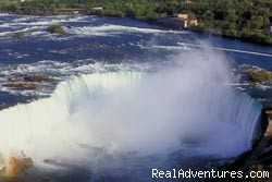 Your gateway to Ontario and Quebec: Niagara Falls