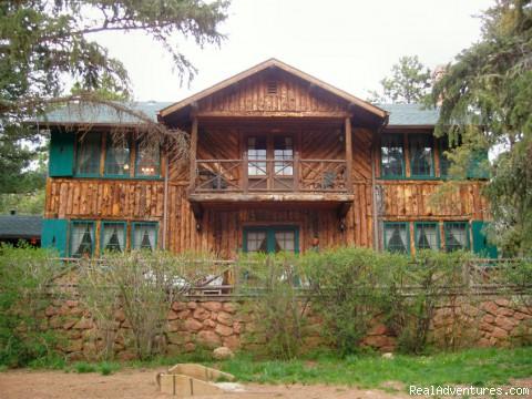 Colorado vacations travel packages realadventures for Mountain cabin rentals colorado