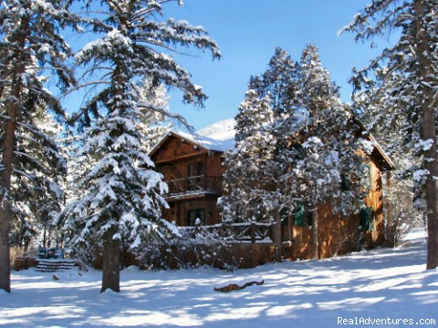 Colorado Bed and Breakfast Lodge - Rocky Mountain Lodge & Cabins: B&B & Cabin Rentals