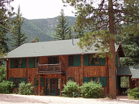 Colorado Vacation Home Rental - Rocky Mountain Lodge & Cabins: B&B & Cabin Rentals