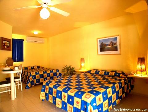 Hotel Santa Fe: Rooms