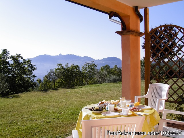- Charming apartment in villa with breathtaking view