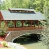 We Make Dreams Happen at Smoky Getaways, LLC Smoky Mountain Ridge Covered Bridge