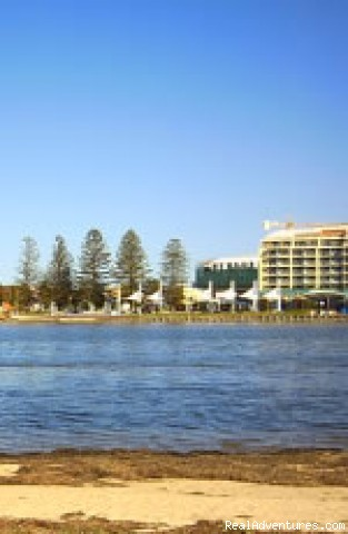 water front location - The Entrance Waldorf Apartment Hotel,Central Coast