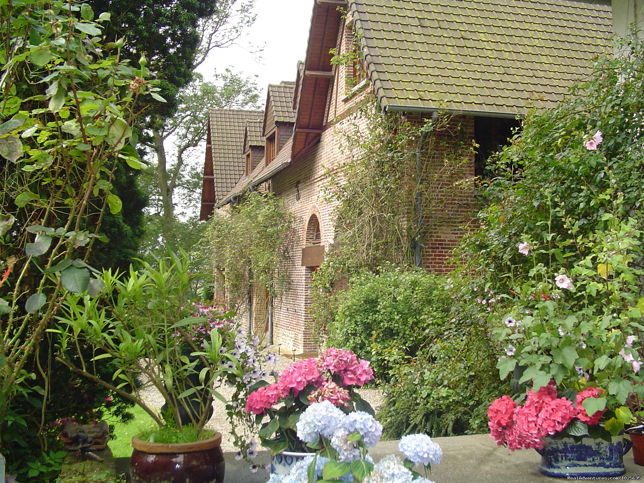 Image #1/4 | Rouen, France | Bed & Breakfasts | Manoir De Beaumont  Charm Bed And Breakfast