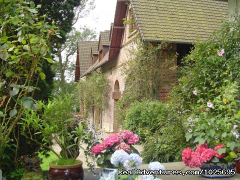 Manoir De Beaumont  Charm Bed And Breakfast