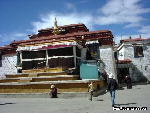Lhasa - Tibet - Explore Kathmandu - Lhasa - Kathmandu