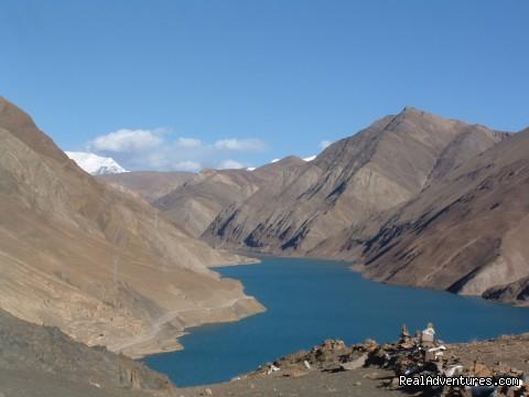 Yamadruk Tso - Tibet - Explore Kathmandu - Lhasa - Kathmandu