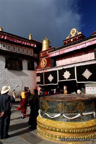 Jokhang Temple  - Tibet - Explore Kathmandu - Lhasa - Kathmandu