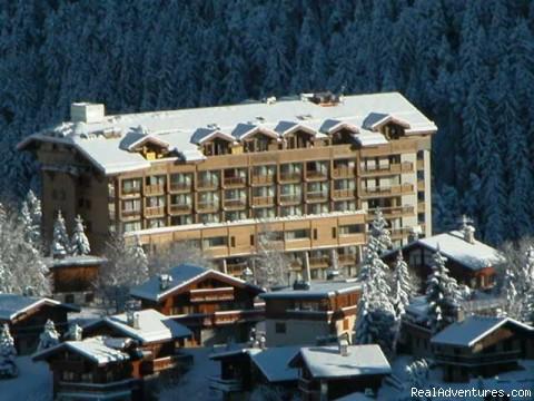 - La Marmotte penthouse duplex