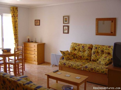 Dinning Area - 2-Bedroom Apartment  in Torrevieja