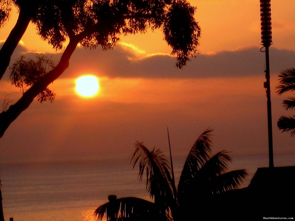 Taken at sunset from condo | Image #24/24 | Ivory Coast. . .by the Sea